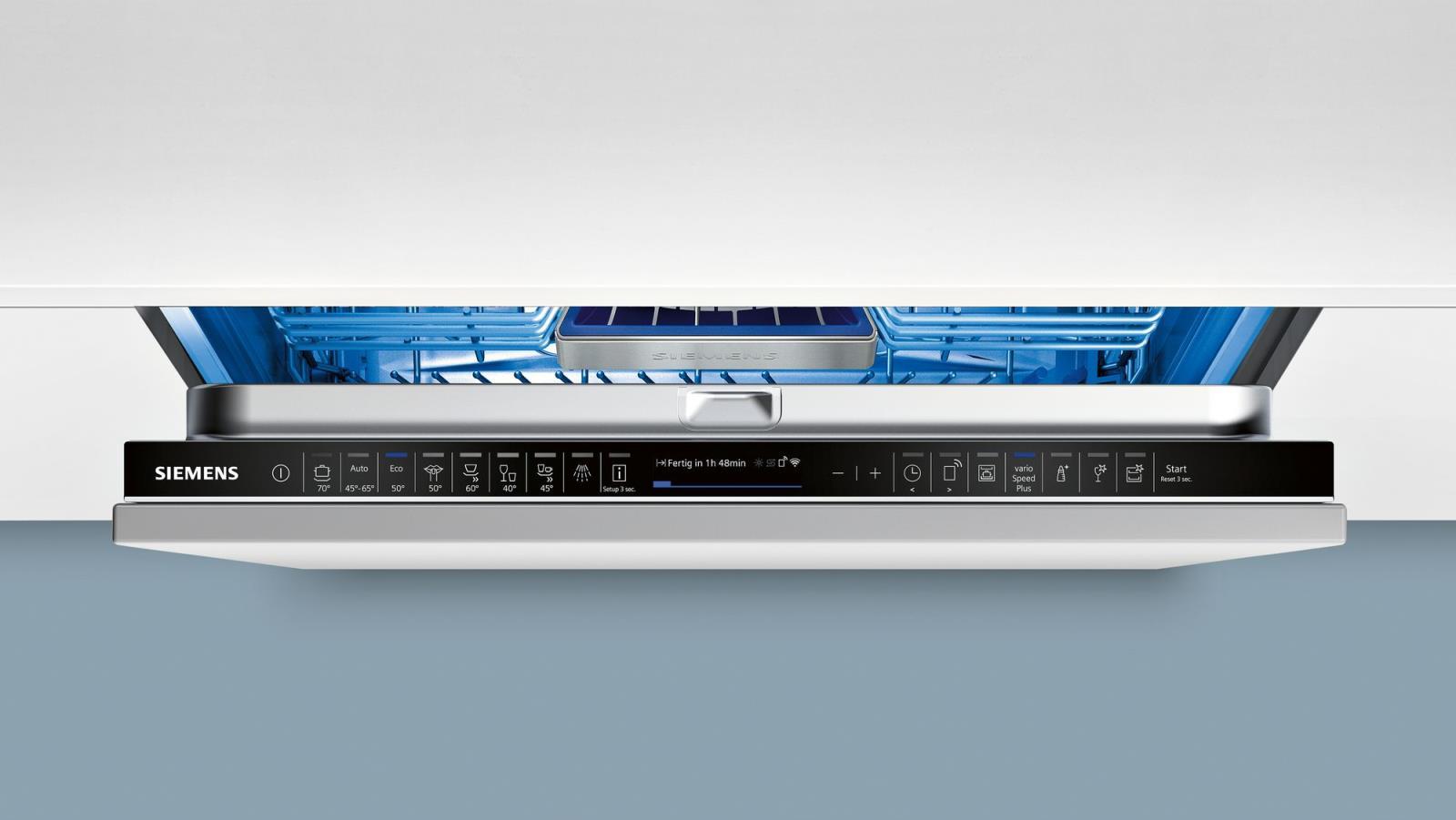 Lavastoviglie da Incasso SIEMENS SN678X36TE a €809 - New Shop Italia